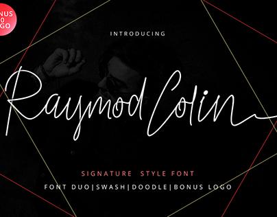 Raymod Colin Font Duo