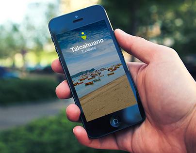 Talcahuano Turístico - Responsive Website