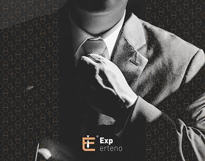 EXPERTENO (LOGO&BRAND IDENTITY)