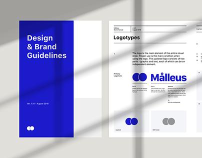 Malleus – Brand Guidelines
