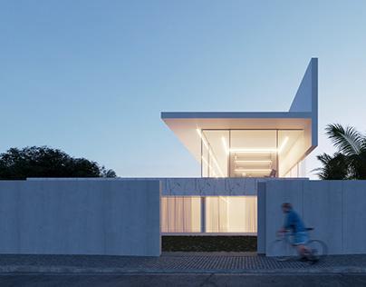 Casa Hofmann, Design by Frans Silvestre Arquitectos