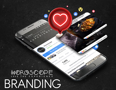 Horoscope Branding