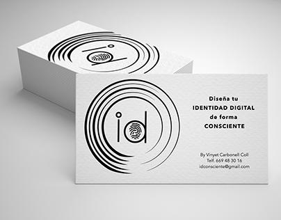 [TARJETAS VISITA] Identidad Digital Consciente