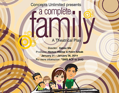 A Complete Family A Theatrical Play
