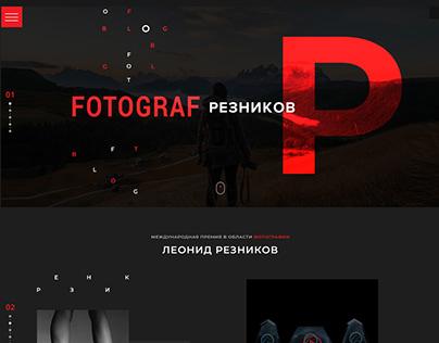 Fotograf site
