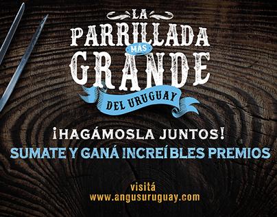 Acción Digital para Carne Angus del Uruguay.