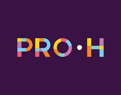 Logo Design and Webdesign for Associazione Pro H