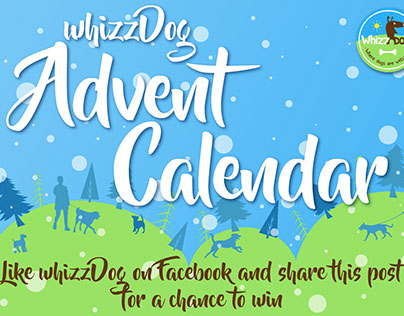 WhizzDog Advent Calendar December 2017
