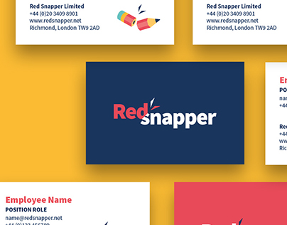Red Snapper Re-brand