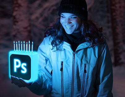 Adobe Live - Photoshop's 30th Birthday