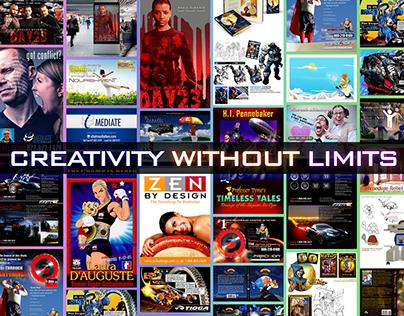 Creativity Without Limits