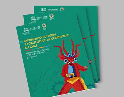 Reporte Cultura UNESCO 2018-2019
