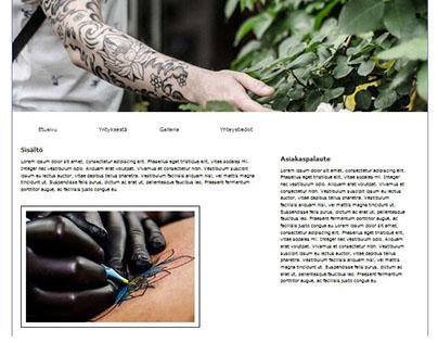 Web Design education