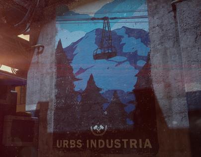 Destiny Frontier map signage