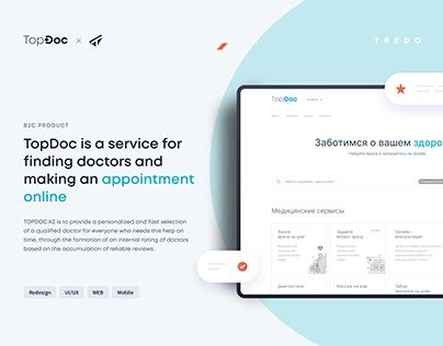 UI/UX medicine project