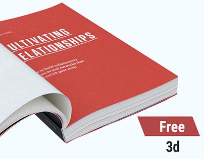 Free High Quality 3D Models - 99U Books
