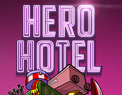 Hero Hotel - COLORS