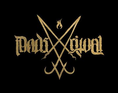 Album cover - Dødsritual