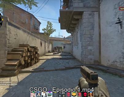 CS GO video de contenido