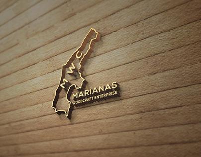 MARIANAS WOODCRAFT ENTERPRISE | Logo Design
