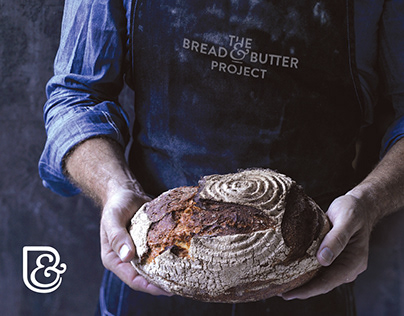 The Bread & Butter Project – Branding