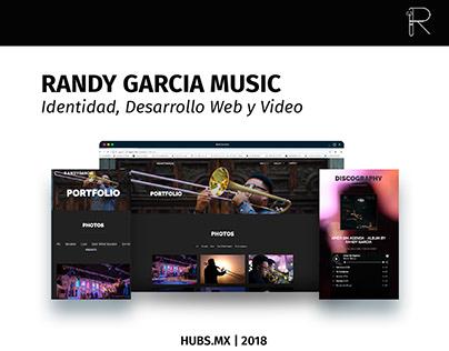 Identidad, web y video / Randy Garcia