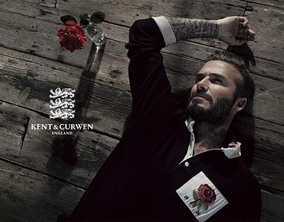 David Beckham for Kent & Curwen