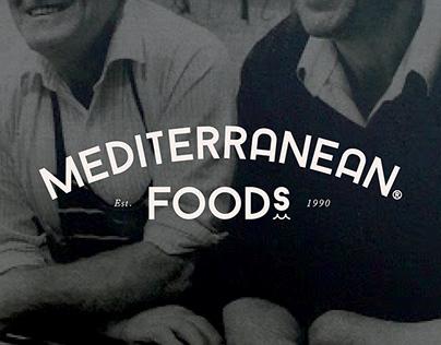 Mediterranean Foods Rebrand