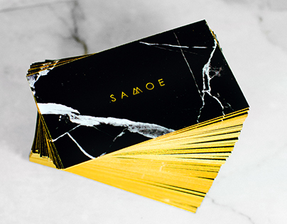 Samoe Rebrand