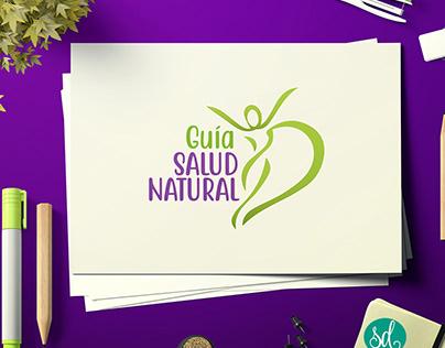 Identidad Gráfico: Guía Salud Natural (Miami)