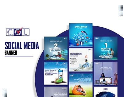 Social Media Banner - Chittagong Online Limited