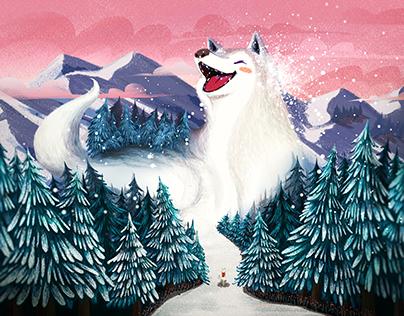 The Nomadic Wolf Series