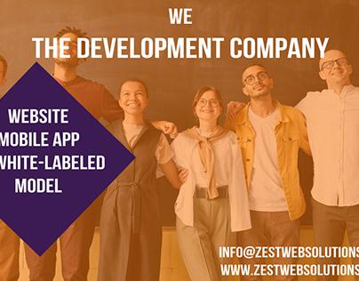 White-labeled development team