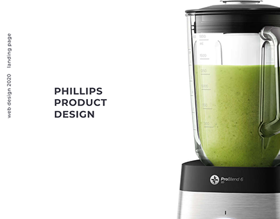 PHILLIPS  Landing page