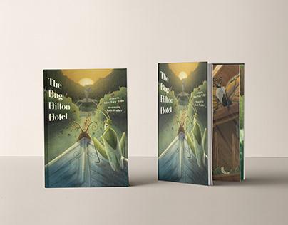 Children's Book - The Bug Hilton Hotel