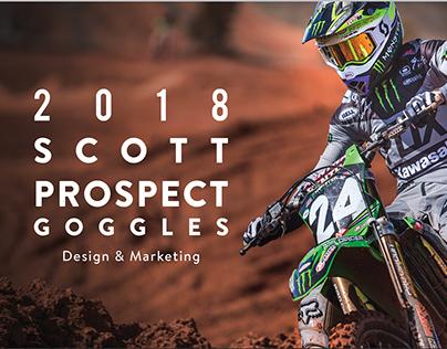 Scott Sports | 2018 MX Prospect Line