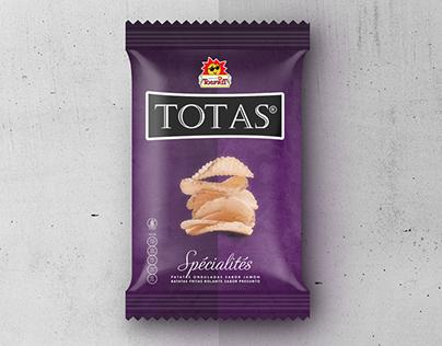 Packaging Totas - Tosfrit