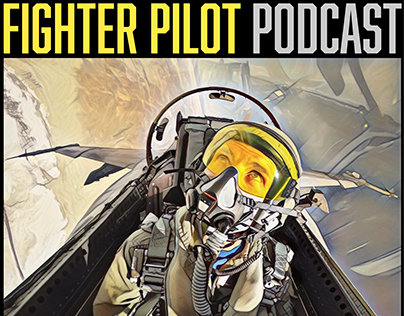 The Fighter Pilot Podcast Logo