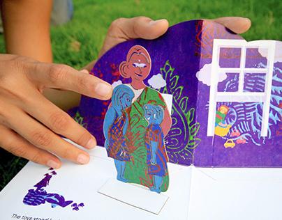 Amma, Be My Playground - Interactive Pop-up Book