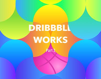 Dribbble Work Part 2