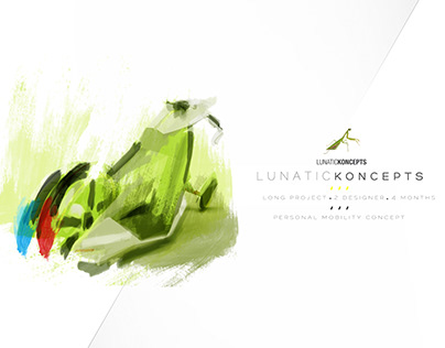 LunatcKoncepts Personal Mobility