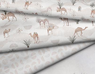 Desert | Surface Pattern Design