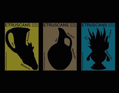 Etruscans Ancient Art Museum 22.10.18/22.03.19