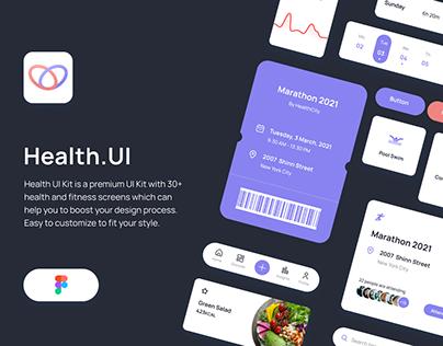 Health UI Kit