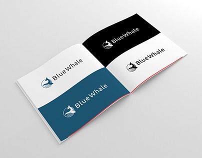 Blue Whale - Brand Book