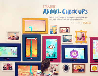 Starship - Animal Check Ups