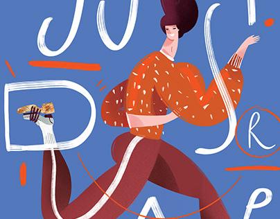 Polish illustratos on Lodz Design Festival