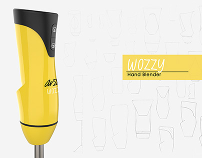 Wozzy V2 - Hand Blender