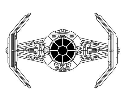 Star Wars - Episode IV Ships