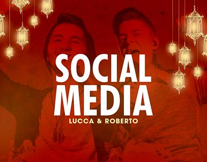Lucca & Roberto   Social Media